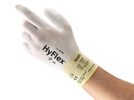 GUANTES ANSELL HYFLEX® 11-600 RECUBIERTOS DE POLIURETANO