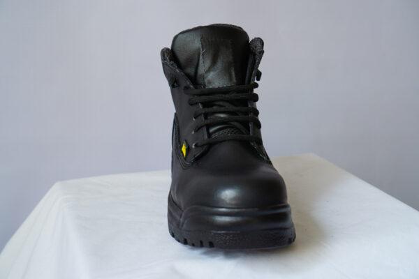 Zapato Borsegui Con Casq.Acero Mod. 500
