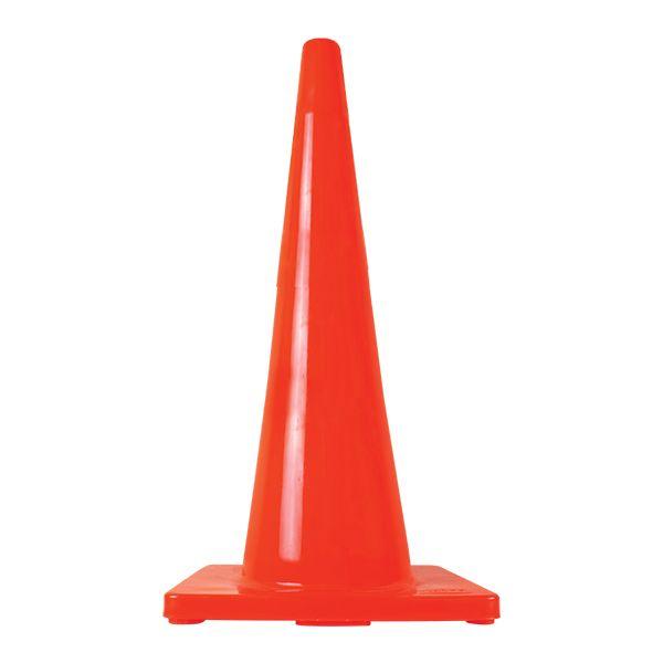 Cono Ref Base Naranja 91 cm